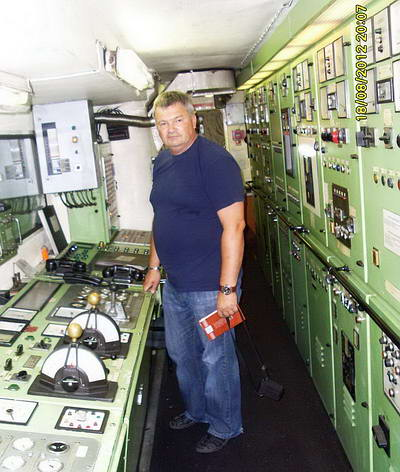 saving ship's on fuel system equipment technology by inventor Andrew Ruban